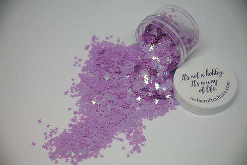 Purple Butterfly Confetti, 0.5oz