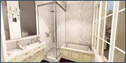1220 D master bath