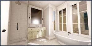 1220 Dauphine AB Master bath