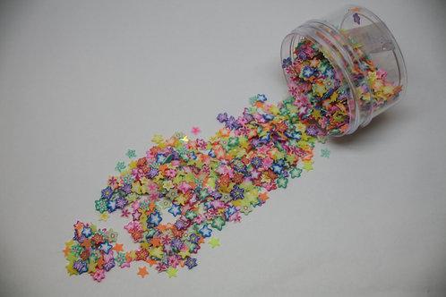0.5 oz Mini Sculpts Star Confetti