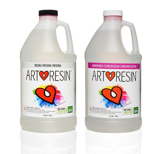 Art Resin Kit, 1 gal