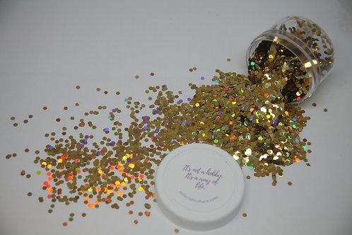 .5 oz Jar, Carnival Gold