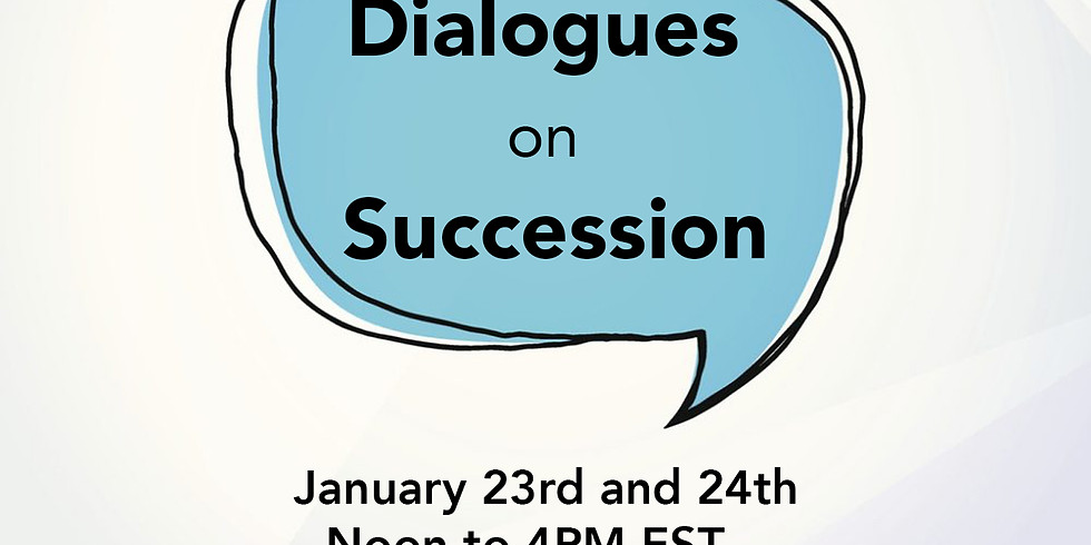 Dialogues on Succession: NALC 2021