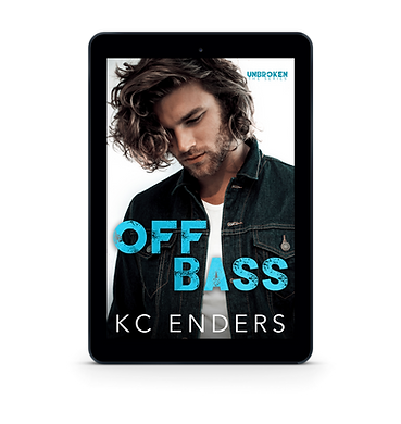 cover image for Off Bass in a tablet