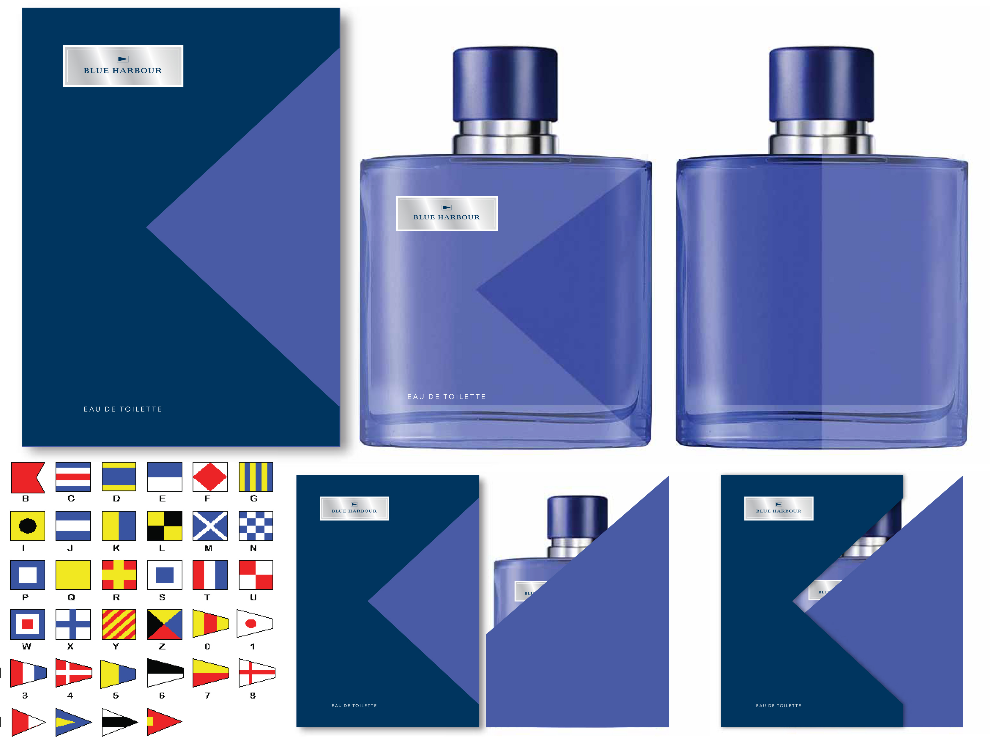 BLUE HARBOUR EAU DE TOILETTE