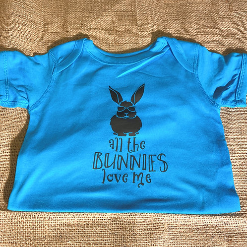 Infant All The Bunnies Love Me