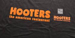 Hooters Shirt Flock