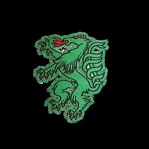 Panther Aufnäher grün.png