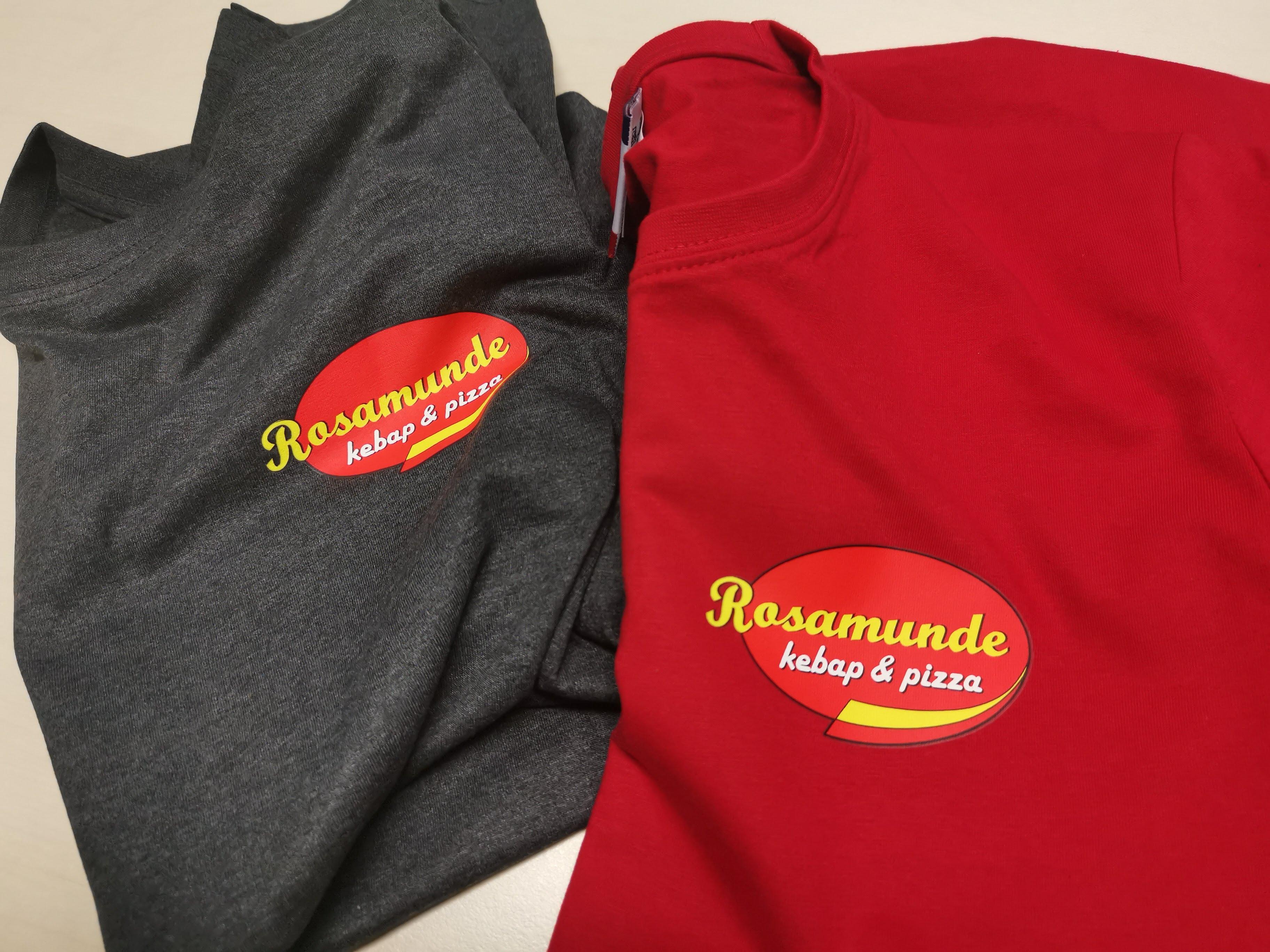 Rosamunde T-Shirt Druck