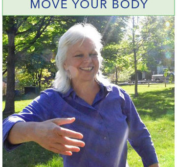 Spiritual Tool #4: Move Your Body Because the Hinges of An Active Door Never Rust!