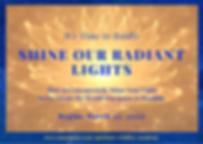 Canva Shine Your Radiant LIght On-line C