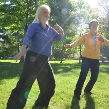 Qigong to Increase Energy and Reduce Stress