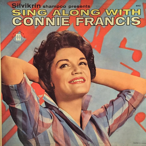 Connie Francis – Sing Along With Connie Francis
