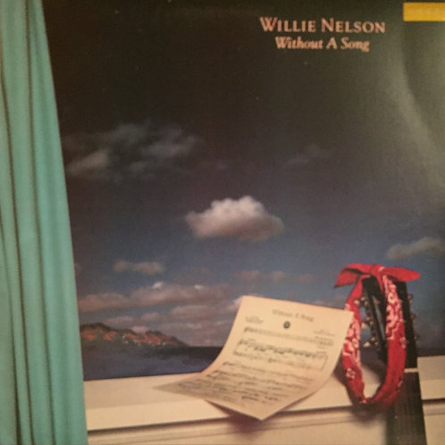 Willie Nelson – Without A Song