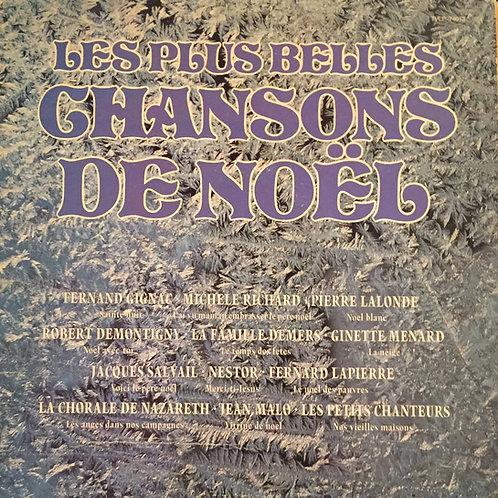 Compilation - Les Plus Belles Chansons De Noël