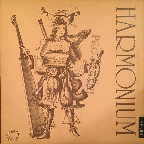 Harmonium – Harmonium