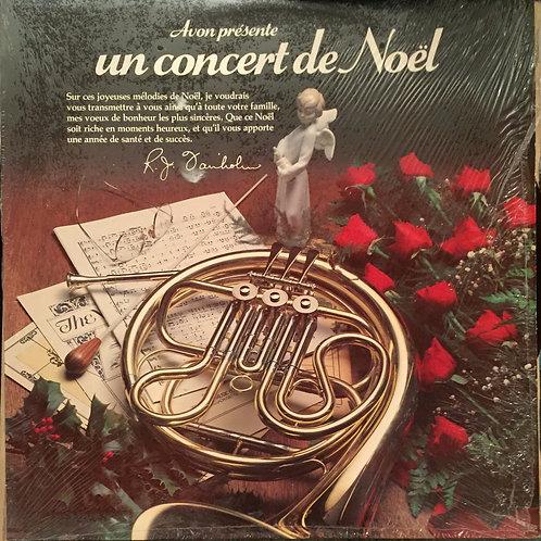 """Arthur Fiedler, Boston Pops – Avon Présente """"Un Concert De Noël"""""""