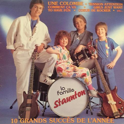 La Famille Staunton – 10 Grands Succès De L'Année