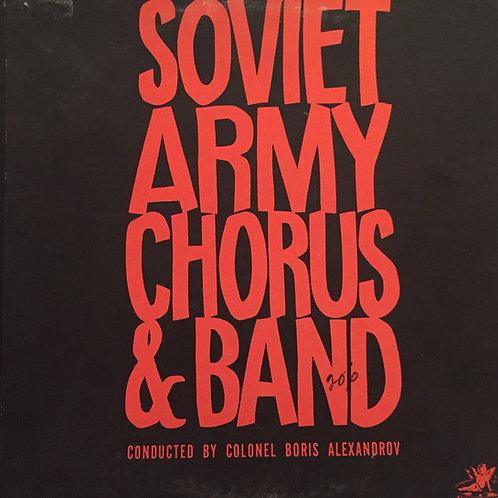 Soviet Army Chorus & Band Conduct By Boris Alexandrov 