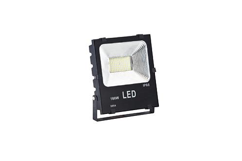 100W LED戶外泛光燈