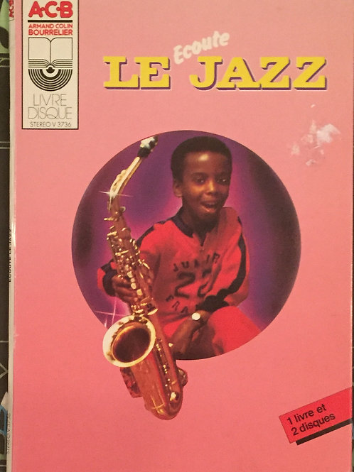 Compilation -  ‎– Ecoute Le Jazz