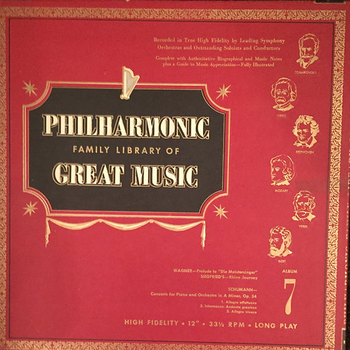 Philharmonic Family Library Of Great Music Album7