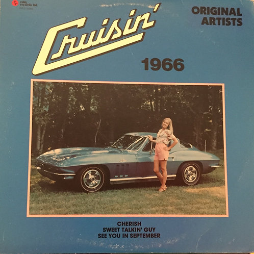 Compilation - Cruisin' 1966