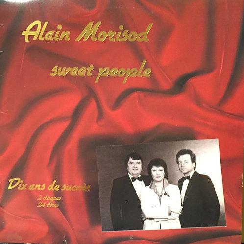 Alain Morisod, Sweet People – Dix Ans De Succès
