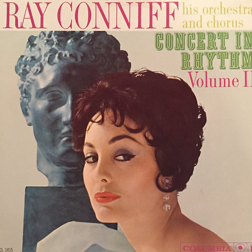 Ray Conniff And His Orchestra & Chorus ‎– Concert In Rhythm Volume II
