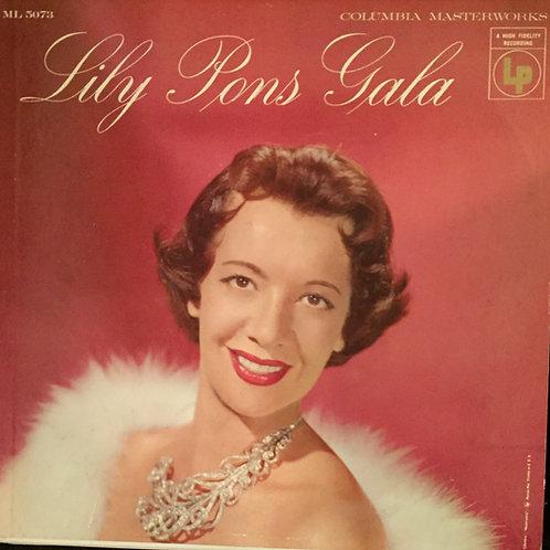 Lily Pons – Gala