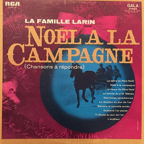 La Famille Larin – Noël A La Campagne