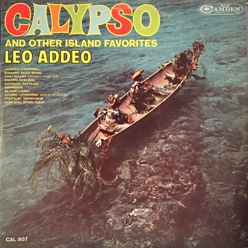 Leo Addeo – Calypso And Other Island Favorites