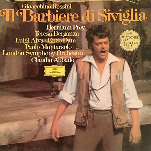 Gioacchino Rossini, Prey, Berganza, Alva, Dara, Montarsolo, Abbado–Il Barbiere