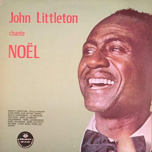 John Littleton – John Littleton Chante Noël