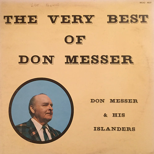 Don Messer – The Very Best Of Don Messer