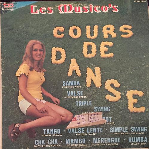 Les Musico's – Cours De Danse