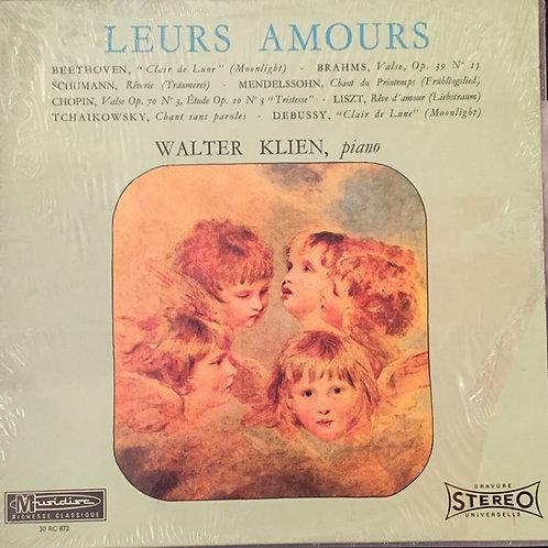 Walter Klien – Leurs Amours