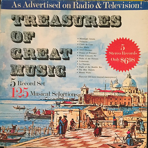 Compilation - 125 Treasures Of Great Music