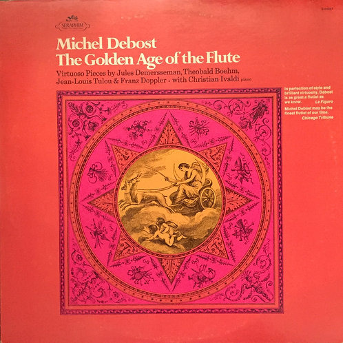Michel Debost, Christian Ivaldi – The Golden Age Of The Flute