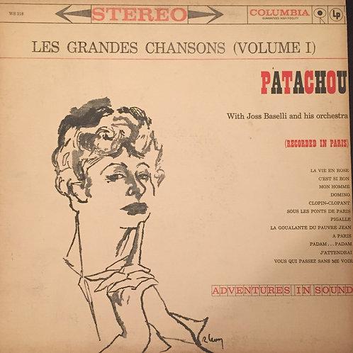 Patachou – Les Grandes Chansons (Volume 1)