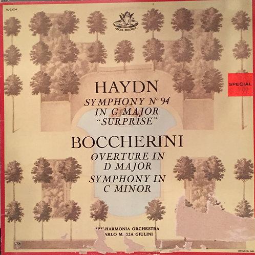Philharmonia Orchestra , Conductor Carlo Maria Giulini – Haydn: Symphony No. 9