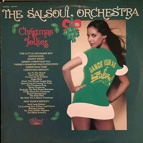 The Salsoul Orchestra – Christmas Jollies