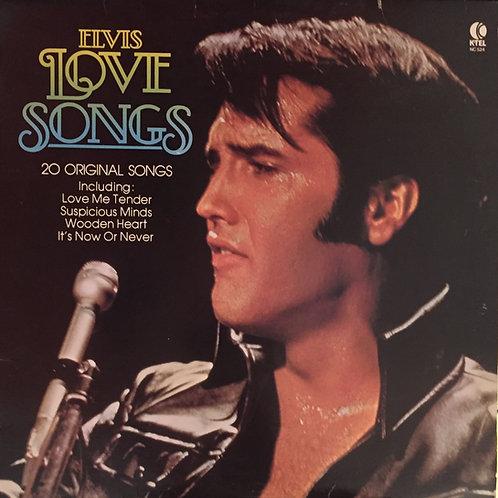 Elvis Presley – Elvis Love Songs