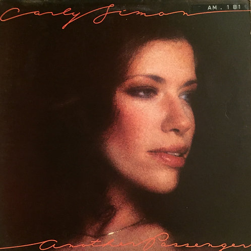 Carly Simon – Another Passenger
