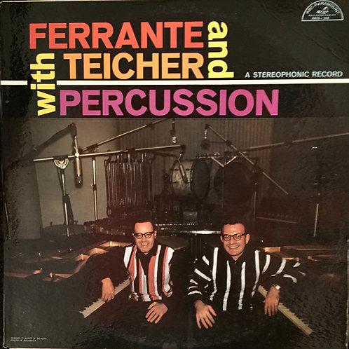 Ferrante & Teicher – Ferrante & Teicher With Percussion