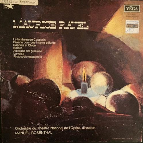 manuel rosenthal- Ravel, le tombeau de couperin / pavane pour une infante défunt