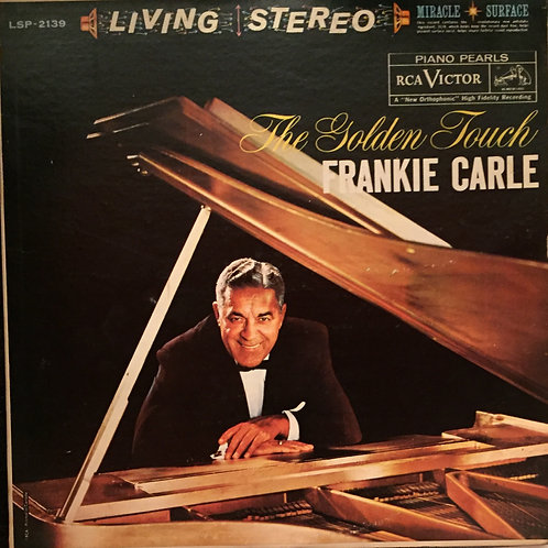 Frankie Carle – The Golden Touch