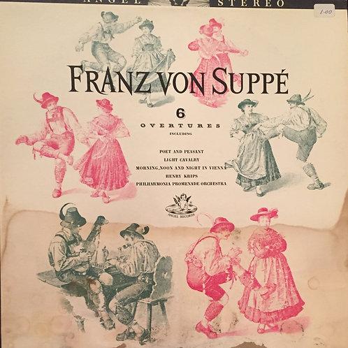 Franz von Suppé, Philharmonic Promenade Orchestra Of London, Henry Krips –6