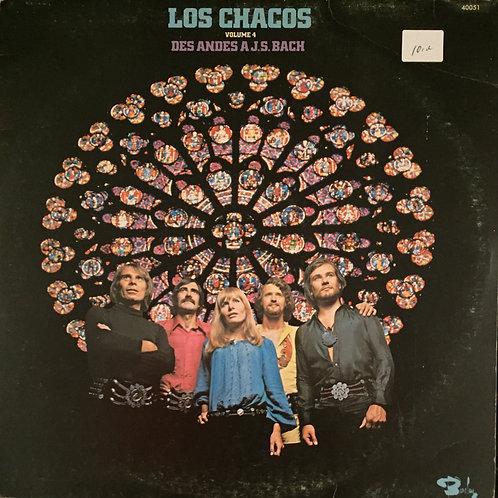 Los Chacos – Des Andes A J.S. Bach