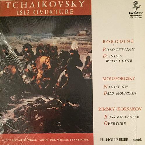 Chor Der Weiner Staatsoper, Tchaikovsky, Borodine, Moussorgsky, Rimsky-Korsakov